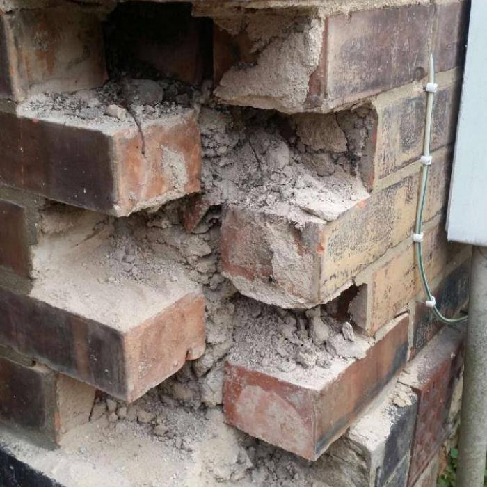 Building Defects Gallery Dryfix Preservation Ltd