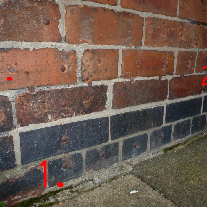 1,2,3,4 how many damp proof courses do you need?