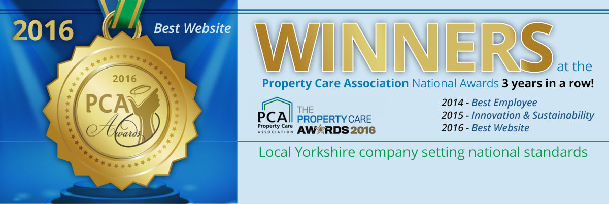 Dryfix Winners of the PCA Awards 2016